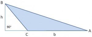 dreieck stumpfwinklig Meinstein