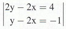 Gleichungssystem