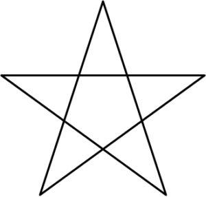 Pentagram meinstein.ch