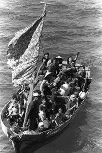 boat people Vietnamkrieg