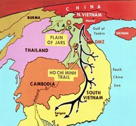 Vietnamkrieg Karte.Vietnamkrieg Die Amerikanische Phase Meinstein