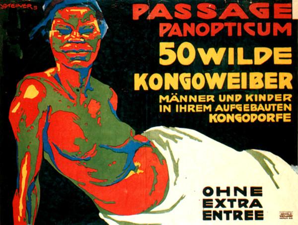 wilde kongoweiber