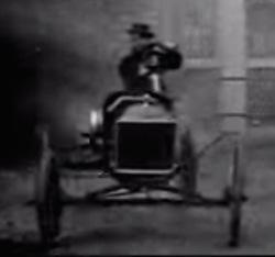 erste automobile