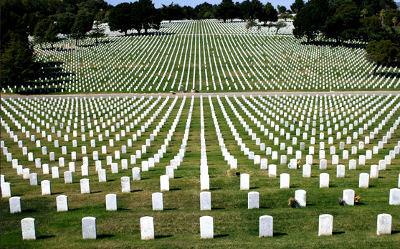 vietnam gis cemetery