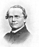 Johann Gregor Mendel 1862