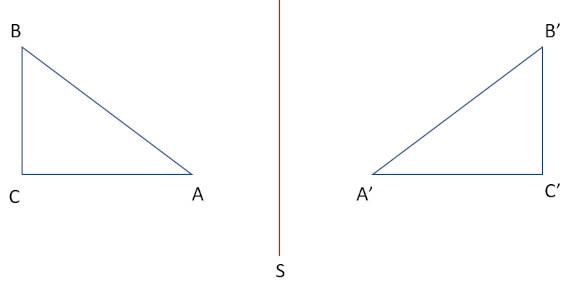 spiegelung geometrische